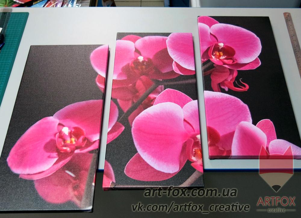 Печать на холсте в Кременчуге Артфокс (1)